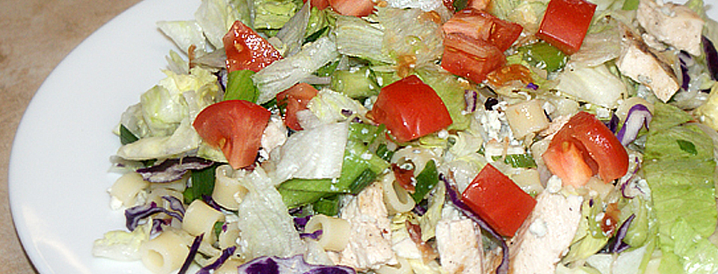 Chopped Fresh Salad